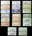 London Coins : A160 : Lot 253 : Canada (22), 100 Dollars dated 1988, 50 Dollars dated 1988, 20 Dollars (2), 10 Dollars (2), 5 Dollar...