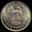 London Coins : A160 : Lot 3060 : Sixpence 1911  Dies 2B. I of BRITT to Bead Colon of FID to space. Davies 1863 LCGS UNC 85