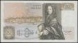 London Coins : A161 : Lot 105 : Fifty Pounds Somerset B352 issued 1981 FIRST RUN series A01 066151, Sir Christopher Wren on reverse,...