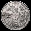 London Coins : A161 : Lot 1541 : Florin 1880 ESC 854, Bull 2900 VF