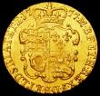 London Coins : A161 : Lot 1580 : Guinea 1777 S.3728 EF and lustrous