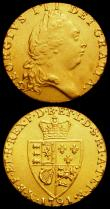 London Coins : A161 : Lot 1595 : Guineas (2) 1788 S.3729 Near Fine/Fine, 1791 S.3729 Fine/Good Fine, both Ex-Jewellery