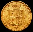 London Coins : A161 : Lot 1635 : Half Sovereign 1885M Marsh 475 GF/NVF rated R5 by Marsh, our archive database shows that this is onl...