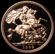 London Coins : A161 : Lot 2149 : Sovereign 1992 Proof S.SC2 nFDC retaining practically full mint brilliance, in an LCGS holder and gr...
