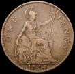 London Coins : A161 : Lot 2895 : Penny 1934 Missing waves to the left of Britannia, Good Fine in an LCGS holder and graded 30