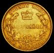 London Coins : A162 : Lot 1119 : Australia Sovereign 1855 Sydney Branch Mint Marsh 360 Good Fine, rare in all grades, whilst South Au...