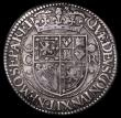 London Coins : A162 : Lot 1271 : Scotland Twelve Shillings Charles I Third Coinage (1637-1642) F over crown S.5560 Bold Fine