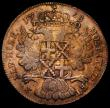London Coins : A162 : Lot 1686 : Malta 30 Tari 1798 Hompesch, with dot below bust, Restelli & Sammut 009 KM#345 variant NVF with ...
