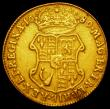 London Coins : A162 : Lot 1757 : Guinea 1689 S.3426 VG/Near Fine, Ex-Jewellery