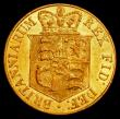 London Coins : A162 : Lot 1823 : Half Sovereign 1820 Marsh 402 VF with a light scuff on the portrait