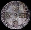 London Coins : A162 : Lot 1884 : Shilling 1698 Fourth Bust 'Flaming Hair' ESC 1115, Bull 1141 VF/Near VF with a contact mar...
