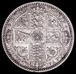 London Coins : A162 : Lot 2997 : Florin 1849 ESC 802, Bull 2815 GVF/VF with an edge nick