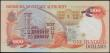 London Coins : A163 : Lot 1408 : Bermuda Monetary Authority 100 Dollars dated 14th February 1996 REPLACEMENT note series Z/2 003467, ...