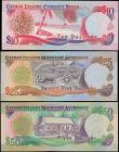 London Coins : A163 : Lot 1412 : Cayman Islands Monetary Authority (3), 50 Dollars dated 2003 series C/2 000898, (Pick32b), 25 Dollar...