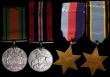 London Coins : A163 : Lot 143 : World War II Pathfinders Distinguished Flying Cross Group of five to James Eli Foley comprising Dist...