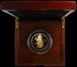 London Coins : A163 : Lot 1685 : Five Hundred Pounds 2017 The Queen's Beasts - The Lion of England, Five Ounce Gold Proof Coin F...