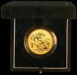 London Coins : A163 : Lot 1719 : Five Pounds Gold 1999U S.SE8 BU in the Royal Mint box of issue with certificate