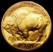 London Coins : A163 : Lot 2337 : USA $50 Gold 2011 Buffalo, One Ounce Lustrous UNC still sealed in the US Mint blister pack