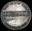 London Coins : A163 : Lot 43 : Aviation - Wilbur and Orville Wright, First Powered Flight December 17, 1903 38mm diameter Obverse b...