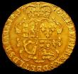London Coins : A163 : Lot 508 : Guinea 1776 S.3728 Fine