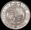 London Coins : A163 : Lot 611 : Halfcrown 1820 George III ESC 625, Bull 2105 GEF the obverse with contact marks