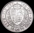 London Coins : A163 : Lot 654 : Halfcrown 1894 ESC 728, Bull 2780, Davies 664, dies 1B, by far the scarcer of the two die pairings f...
