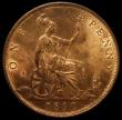 London Coins : A163 : Lot 787 : Penny 1890 Freeman 130 dies 12+N Choice UNC and lustrous, in an LCGS holder and graded LCGS 85, UIN ...