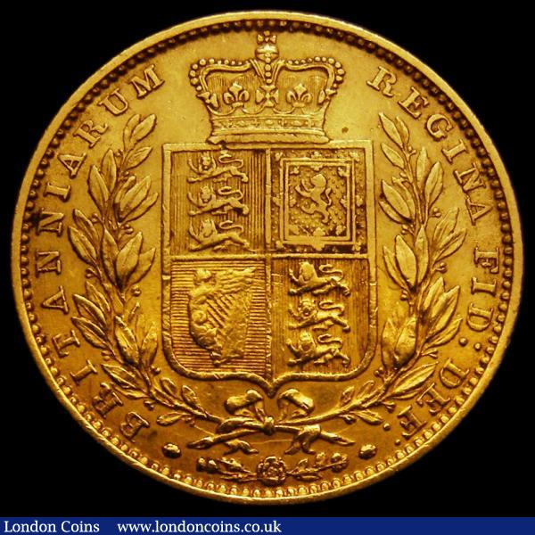 Sovereign 1851 Marsh 34 VF in an LCGS holder and graded LCGS 45 : English Coins : Auction 163 : Lot 890