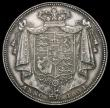 London Coins : A164 : Lot 1124 : Halfcrown 1831 Proof, WW in Block, ESC 657, Bull 2473, GEF with some darker toning before BRIT, the ...