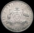 London Coins : A164 : Lot 287 : Australia Florin 1919M KM#27 EF/NEF and lustrous with some contact marks
