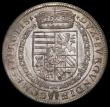 London Coins : A164 : Lot 300 : Austria Thaler Ferdinand II undated (1564-1595) UNC or near so and with some remaining lustre and a ...