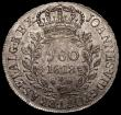London Coins : A164 : Lot 315 : Brazil 960 Reis 1818R KM#326.1 EF