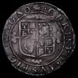 London Coins : A164 : Lot 866 : Sixpence Charles II Third Hammered Issue, undated with mark of value and inner circles, ESC 1510, Bu...