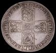 London Coins : A164 : Lot 890 : Crown 1746 LIMA ESC 125, Bull 1668 approaching Fine