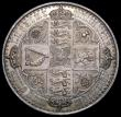 London Coins : A164 : Lot 905 : Crown 1847 Gothic UNDECIMO ESC 288, Bull 2571 GEF strong magnification reveals a small depression an...