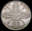 London Coins : A164 : Lot 986 : Florin 1925 ESC 944, Bull 3777, NEF with a slightly uneven tone