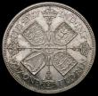 London Coins : A164 : Lot 987 : Florin 1927 Proof ESC 947, Bull 3779 toned UNC, the reverse with some original lustre