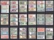 London Coins : A165 : Lot 1262 : South America in high grades (53) Argentina Pick 281,289,307,318,321,331,332 Bolivia Pick 166, Brazi...