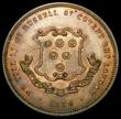 London Coins : A165 : Lot 1332 : Penny 19th Century London - William Till 1834 36mm diameter in copper, Obverse: Legend on five lines...