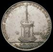 London Coins : A165 : Lot 1335 : Shilling 19th Century Forfarshire - Dundee, James Wright Jr.  undated Obverse: An armed Highlander  ...