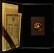 London Coins : A165 : Lot 1824 : Canada 100 Dollars Gold 1980 Arctic Territories KM#129 Gold Proof nFDC in the case of issue with cer...