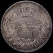 London Coins : A165 : Lot 2249 : Saxony Double Thaler 1872 B PCGS MS64