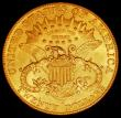 London Coins : A165 : Lot 2363 : USA Twenty Dollars Gold 1904S Breen 7344 GEF/EF and lustrous