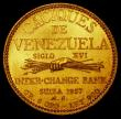 "London Coins : A165 : Lot 2380 : Venezuela 20 Bolivares 1957 Tamanaco X#MB92 Lustrous UNC. Minted between 1955 and 1960, the ""C..."