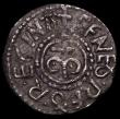 London Coins : A165 : Lot 2437 : Penny Cynethryth (Wife of Offa) c.757-796, Light Coinage Canterbury Mint, moneyer Eoba, S.909, North...