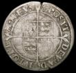 London Coins : A165 : Lot 2461 : Shilling Elizabeth I First Issue, Bust 1D, S.2549 VG the reverse with some old scratches and an edge...