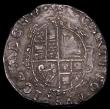 London Coins : A165 : Lot 2469 : Sixpence Charles I Group D Fourth Bust, type 3a, No inner circles, S.2813 mintmark Crown VF with gre...