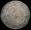 London Coins : A165 : Lot 2478 : Sixpence Elizabeth I 1590 Sixth Issue S.2578B mintmark Hand VF, the reverse slightly better, with mu...