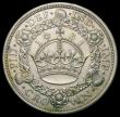London Coins : A165 : Lot 2538 : Crown 1931 ESC 371, Bull 3639 EF and softly struck, lightly toned