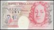 London Coins : A165 : Lot 261 : Fifty Pounds Kentfield 1994 issue B377  low serial number A01 001972, UNC or very near